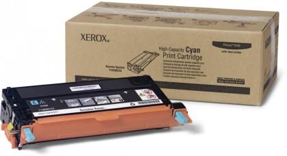 Originálny toner Xerox 113R00723 (Azúrový)