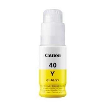 Originálna fľaša Canon GI-40 Y (Žltá)