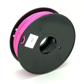 Tlačová struna PLA pre 3D tlačiarne, 3mm, 1kg, ružová