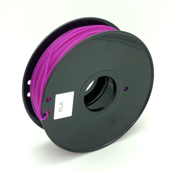 Tlačová struna PLA pre 3D tlačiarne, 3mm, 1kg, purpurová