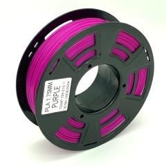 Tisková struna PLA pro 3D tiskárny, 1,75mm, 1kg, fialová
