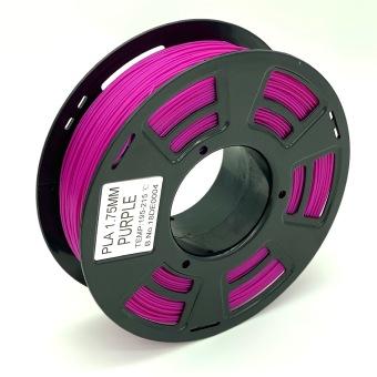 Tlačová struna PLA pre 3D tlačiarne, 1,75mm, 1kg, fialová