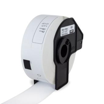 Kompatibilné etikety s Brother DK-11201, papierové biele, štand. adresy, 29 x 90mm, 400ks