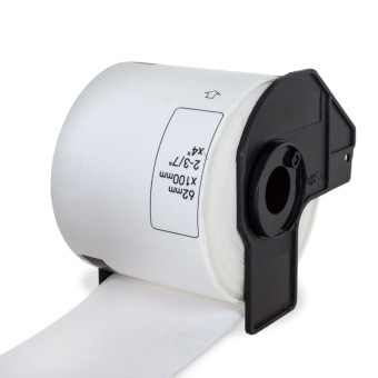 Kompatibilné etikety s Brother DK-11202, papierové štítky 62 x 100 mm, 300ks