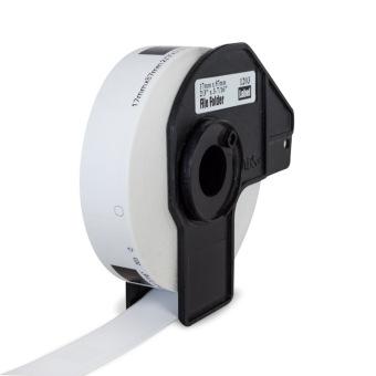 Kompatibilné etikety s Brother DK-11203, papierové biele, databáza 17 x 87mm, 300 ks