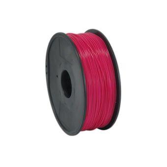 Tlačová struna PLA+ pre 3D tlačiarne, 1,75mm, 1kg, červenorudá