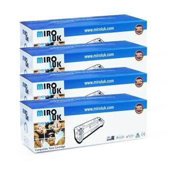 Kompatibilné tonery s HP 201X, HP CF253XM (Čierny a farebné) multipack