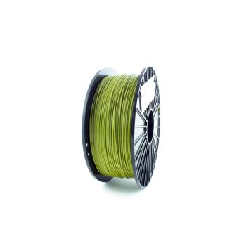 Tlačová struna PLA+ pre 3D tlačiarne, 1,75mm, 1kg, olivovo zelená