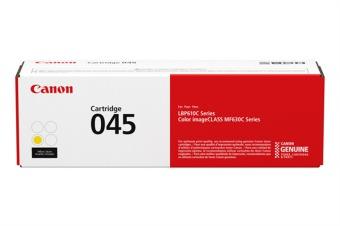 Originálny toner CANON CRG-045Y (1239C002) (Žltý)