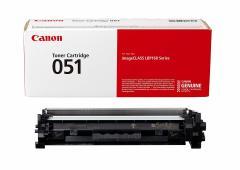Toner do tiskárny Originálny toner CANON CRG-051 (Čierny)