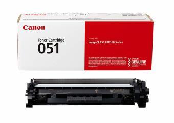 Originálny toner CANON CRG-051 (Čierny)