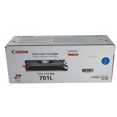 Toner do tiskárny Originálny toner CANON EP-701L C (Azúrový)