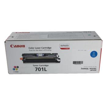 Originálny toner CANON EP-701L C (Azúrový)