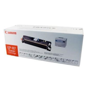Originálný toner CANON EP-87 BK (Čierny)