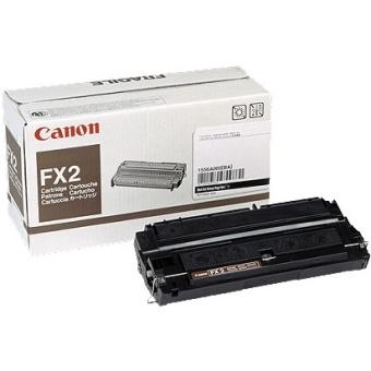 Originálny toner CANON FX2 (Čierny)