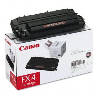 Originálny toner CANON FX4 (Čierny)