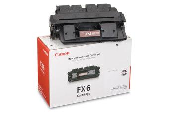 Originálny toner CANON FX6 (Čierny)