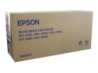 Originálny toner EPSON C13S050010 (Čierny)