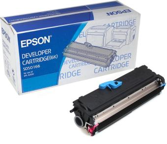 Originálny toner EPSON C13S050166 (Čierny)