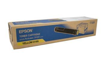 Originálny toner EPSON C13S050195 (Žltý)