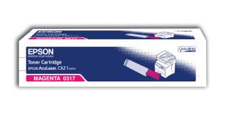 Originálny toner EPSON C13S050317 (Purpurový)