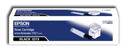 Originálny toner EPSON C13S050319 (Čierny)