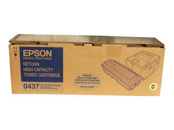 Originálny toner EPSON C13S050437 (Čierny)