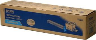 Originálny toner EPSON C13S050476 (Azúrový)