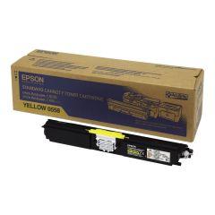 Toner do tiskárny Originálny toner EPSON C13S050558 (Žltý)