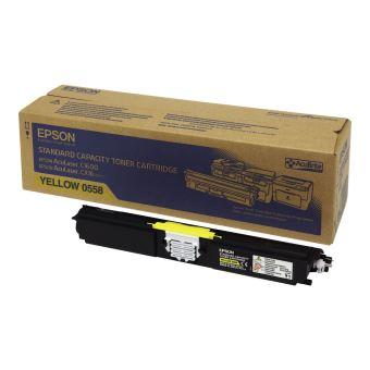 Originálny toner EPSON C13S050558 (Žltý)