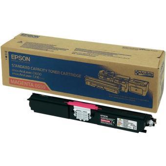 Originálny toner EPSON C13S050559 (Purpurový)