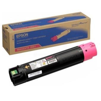 Originálny toner EPSON C13S050661 (Purpurový)