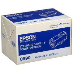 Toner do tiskárny Originálny toner EPSON C13S050690 (Čierny)