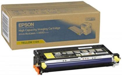 Originálny toner EPSON C13S051124 (Žltý)