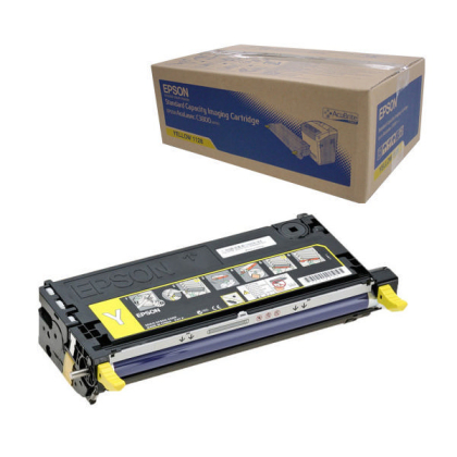 Originálny toner EPSON C13S051128 (Žltý)