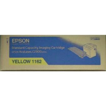 Originálny toner EPSON C13S051162 (Žltý)