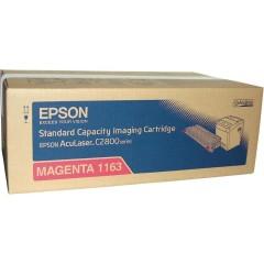 Toner do tiskárny Originálny toner EPSON C13S051163 (Purpurový)
