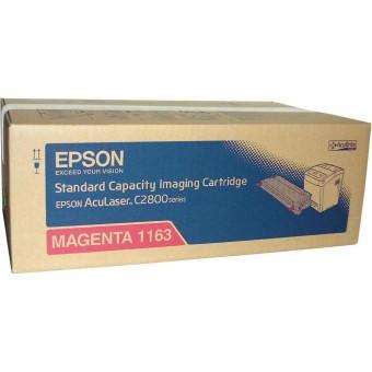 Originálny toner EPSON C13S051163 (Purpurový)