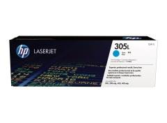 Toner do tiskárny Originálny toner HP 305L, HP CE411L (Azúrový)