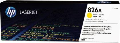 Originálny toner HP 826A, HP CF312A (Žltý)