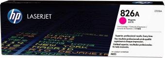 Originálny toner HP 826A, HP CF313A (Purpurový)