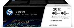 Originálne tonery HP 201X, HP CF400XD (Čierny) multipack