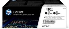 Originálne tonery HP 410X, HP CF410XD (Čierny) multipack