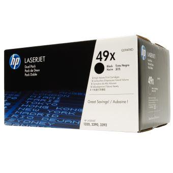 Originálny toner HP 49x, HP Q5949XD (Čierny) multipack