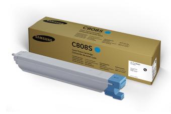 Originálny toner Samsung CLT-C808S (Azúrový)