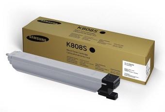 Originálny toner Samsung CLT-K808S (Čierny)
