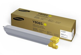 Originálny toner Samsung CLT-Y808S (Žltý)