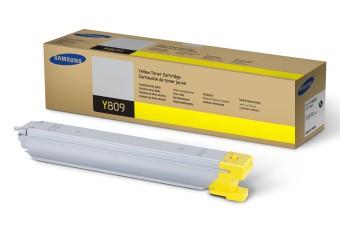 Originálný toner Samsung CLT-Y809S (Žltý)