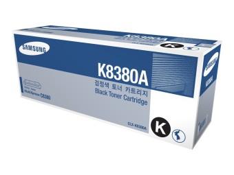 Originálny toner Samsung CLX-K8380A (Čierny)