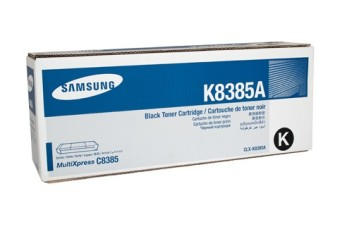 Originálny toner Samsung CLX-K8385A (Čierny)